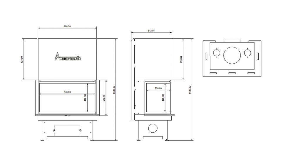 02-3-1024x549 Топка на дровах CRISTAL 90 MAX