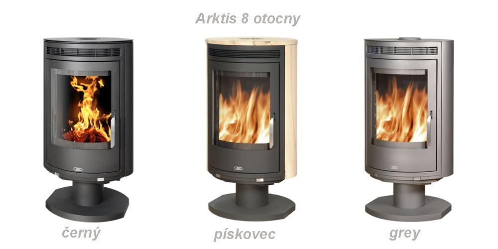 ABX Arktis 8 поворотный