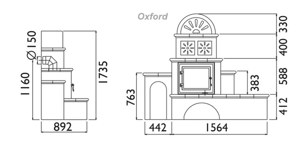 ABX Oxford схема