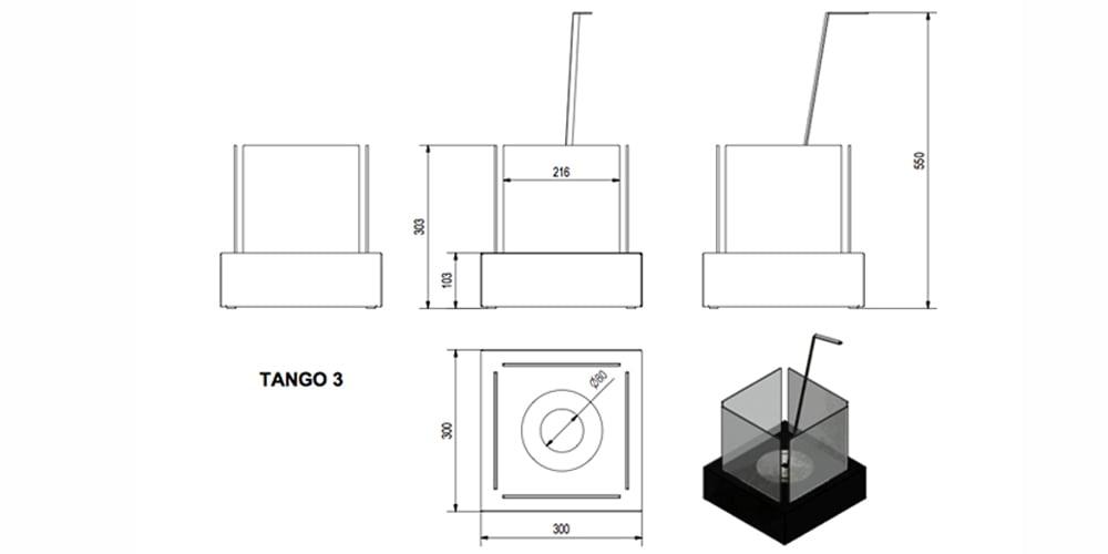 Tango 3 схема